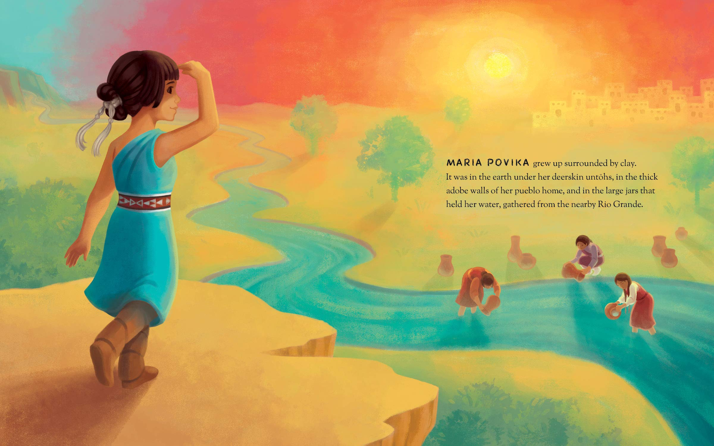celebrate-picture-books-picture-book-review-shaped-by-her-hands-river