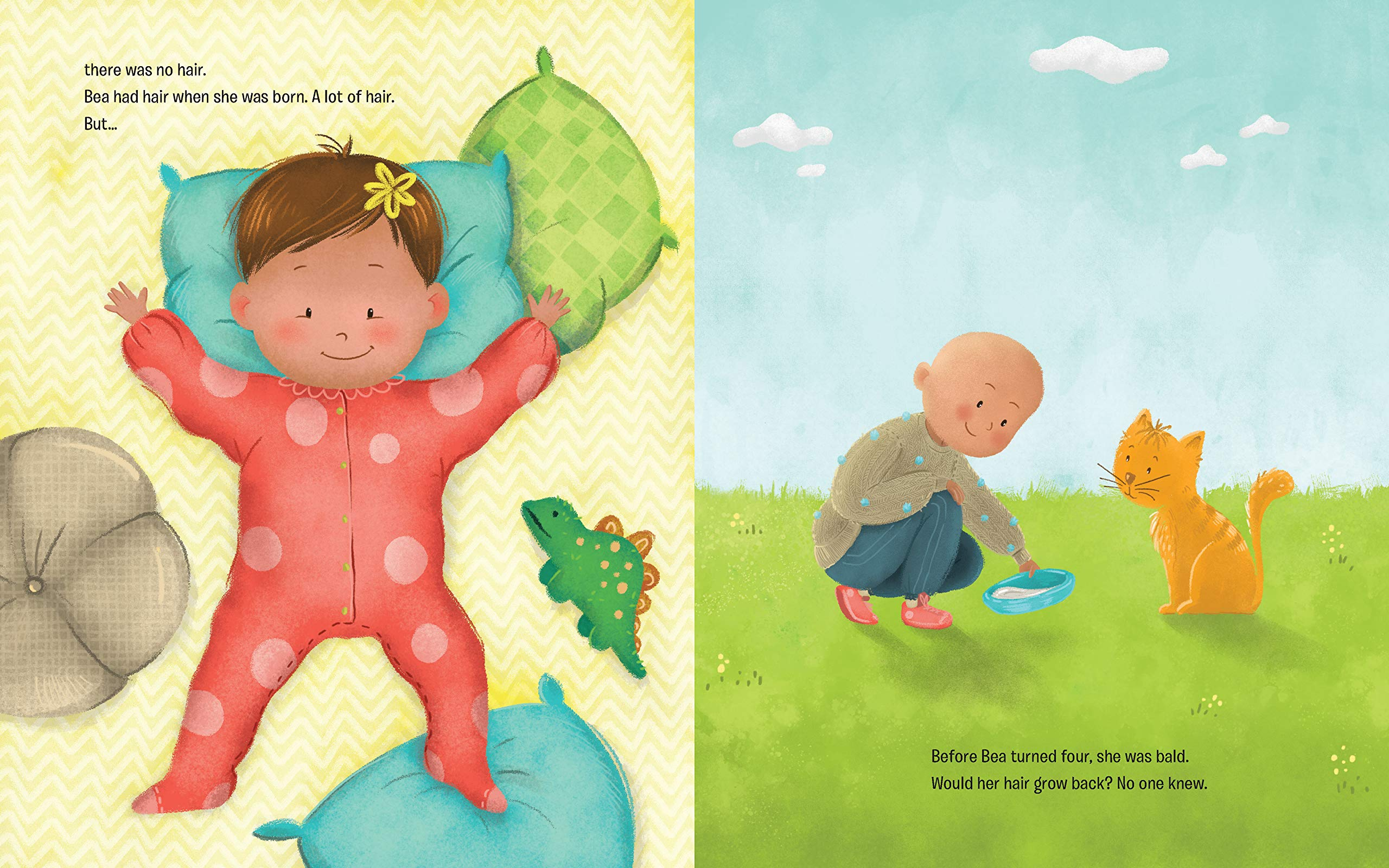 celebrate-picture-books-picture-book-review-what's-silly-hair-day-with-no-hair-baby