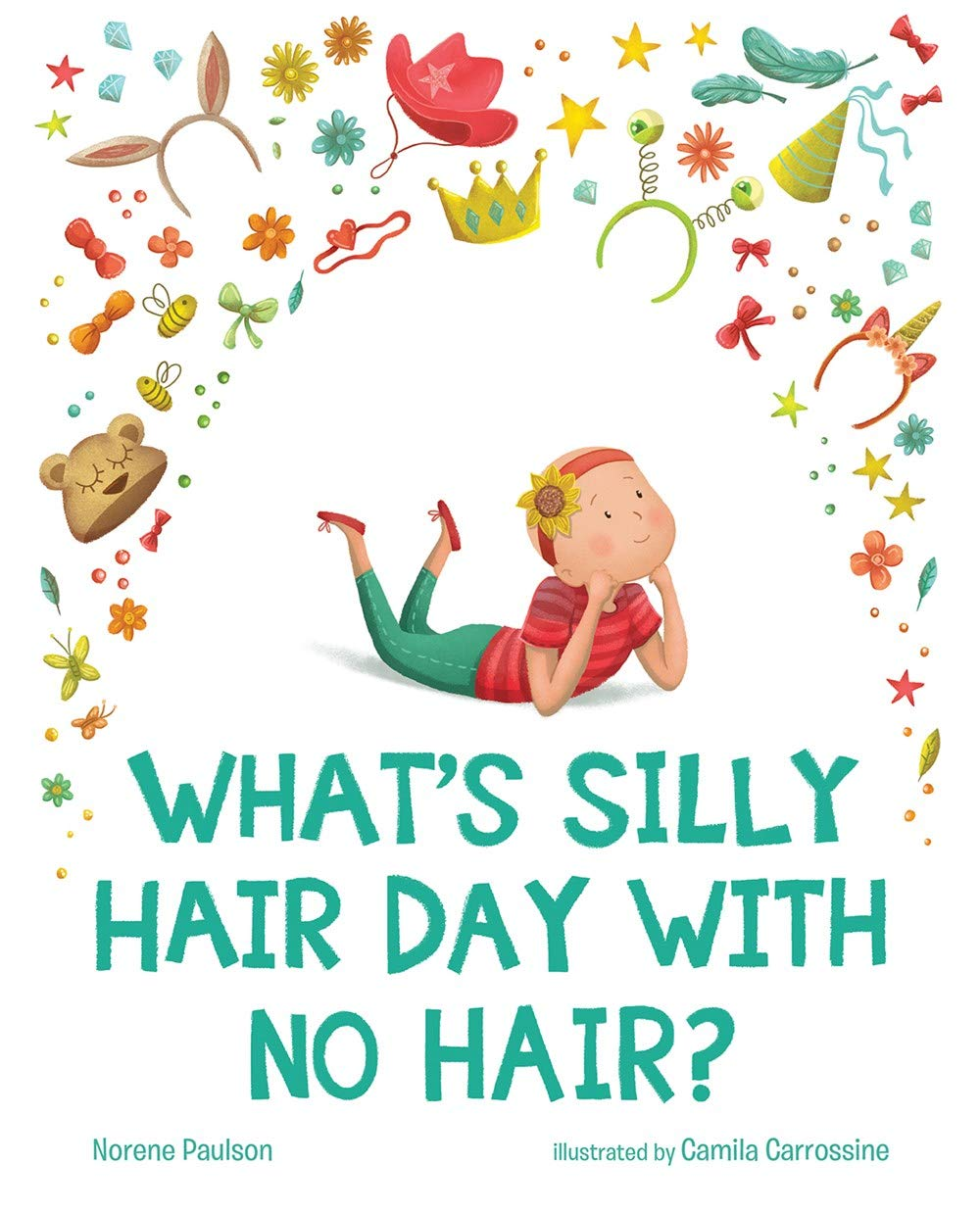 celebrate-picture-books-picture-book-review-what's-silly-hair-day-with-no-hair-cover