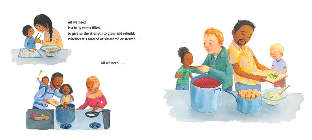 celebrate-picture-books-picture-book-review-all-we-need-cooking