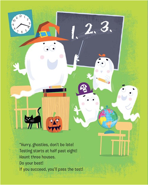 celebrate-picture-books-picture-book-review-how-to-haunt-a-house-school