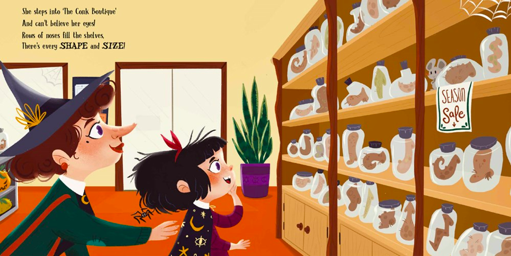celebrate-picture-books-picture-book-review-which-nose-for-witch-shop