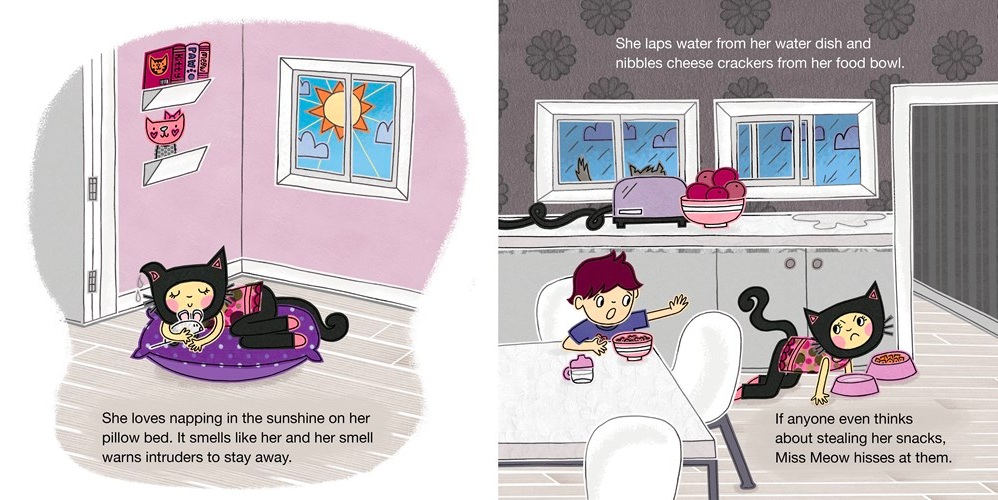 celebrate-picture-books-picture-book-review-miss-meow-snacks