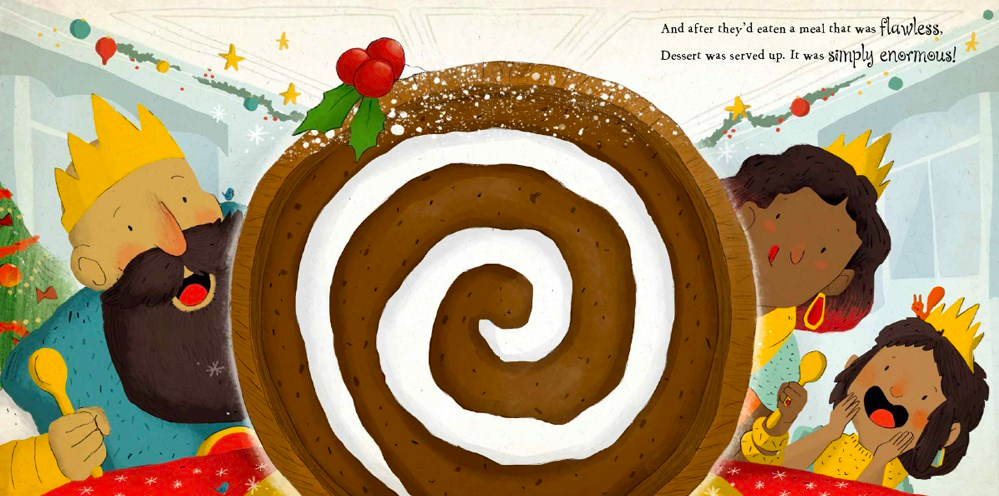 celebrate-picture-books-picture-book-review-the-christmas-crumb-dessert