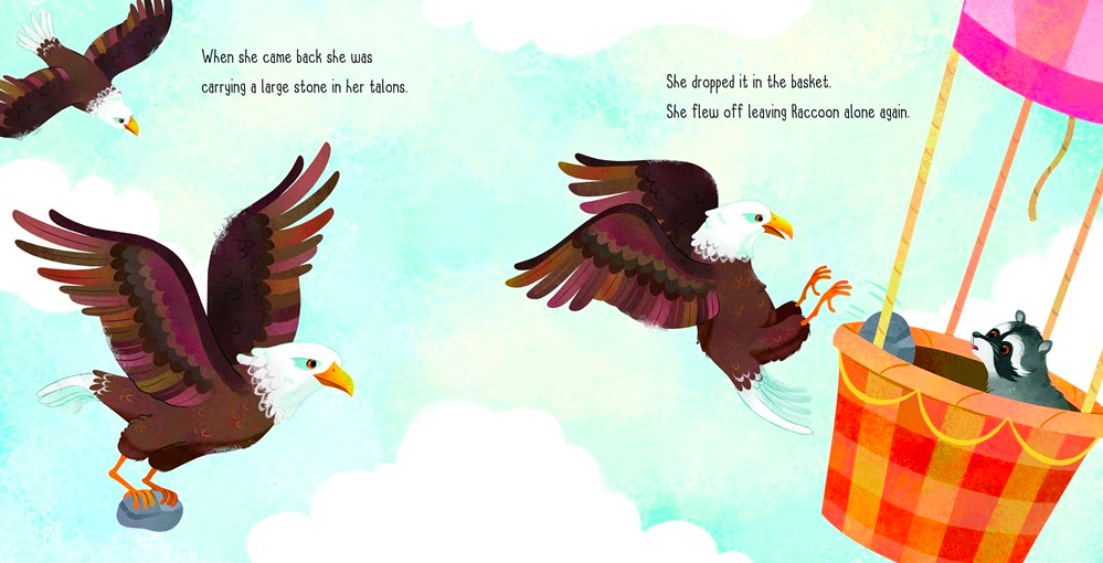 celebrate-picture-books-picture-book-review-raccoon-and-the-hot-air-balloon-eagle-rock