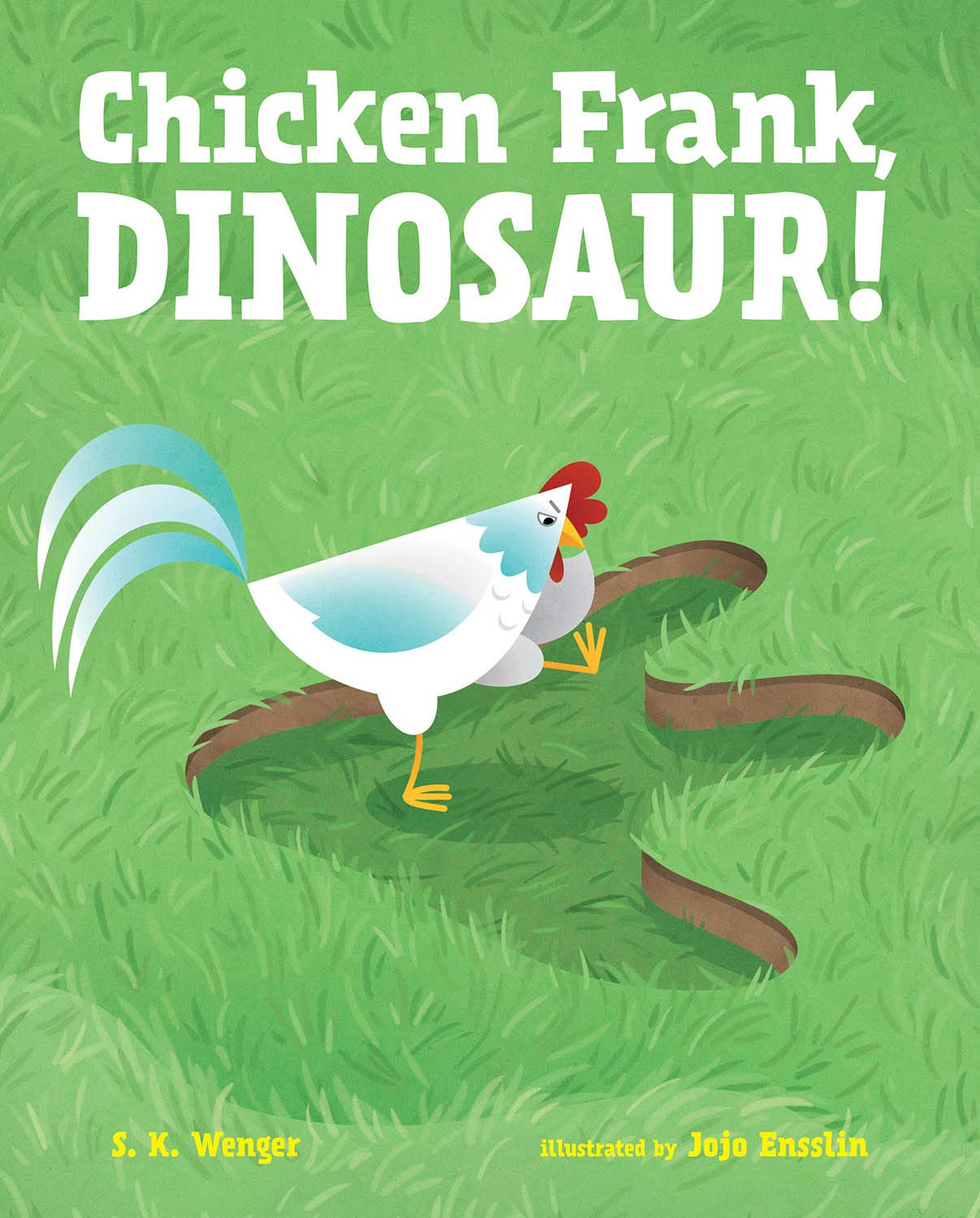 celebrate-picture-books-picture-book-review-chicken-frank-dinosaur-cover