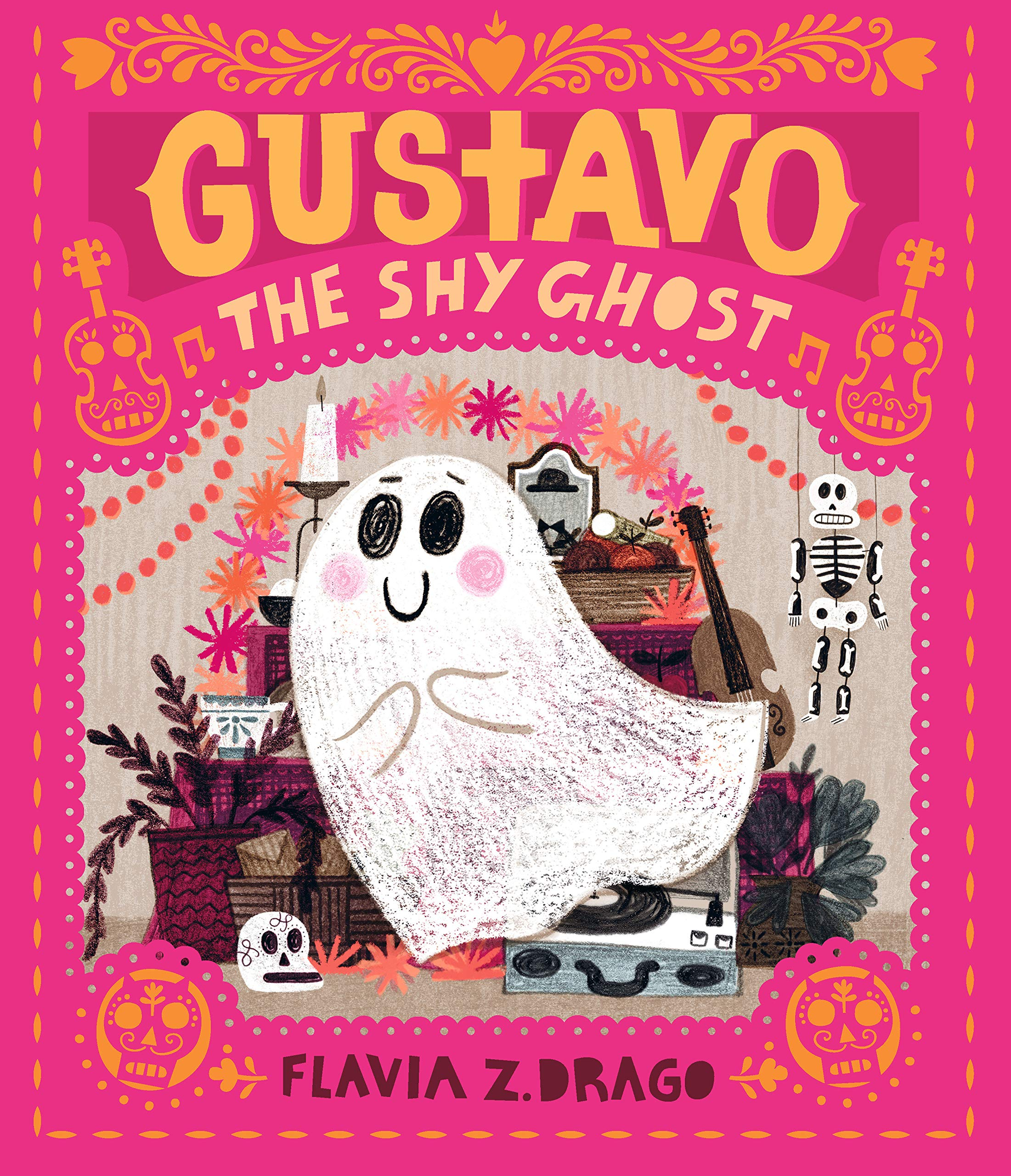 celebrate-picture-books-picture-book-review-gustavo-the-shy-ghost-cover