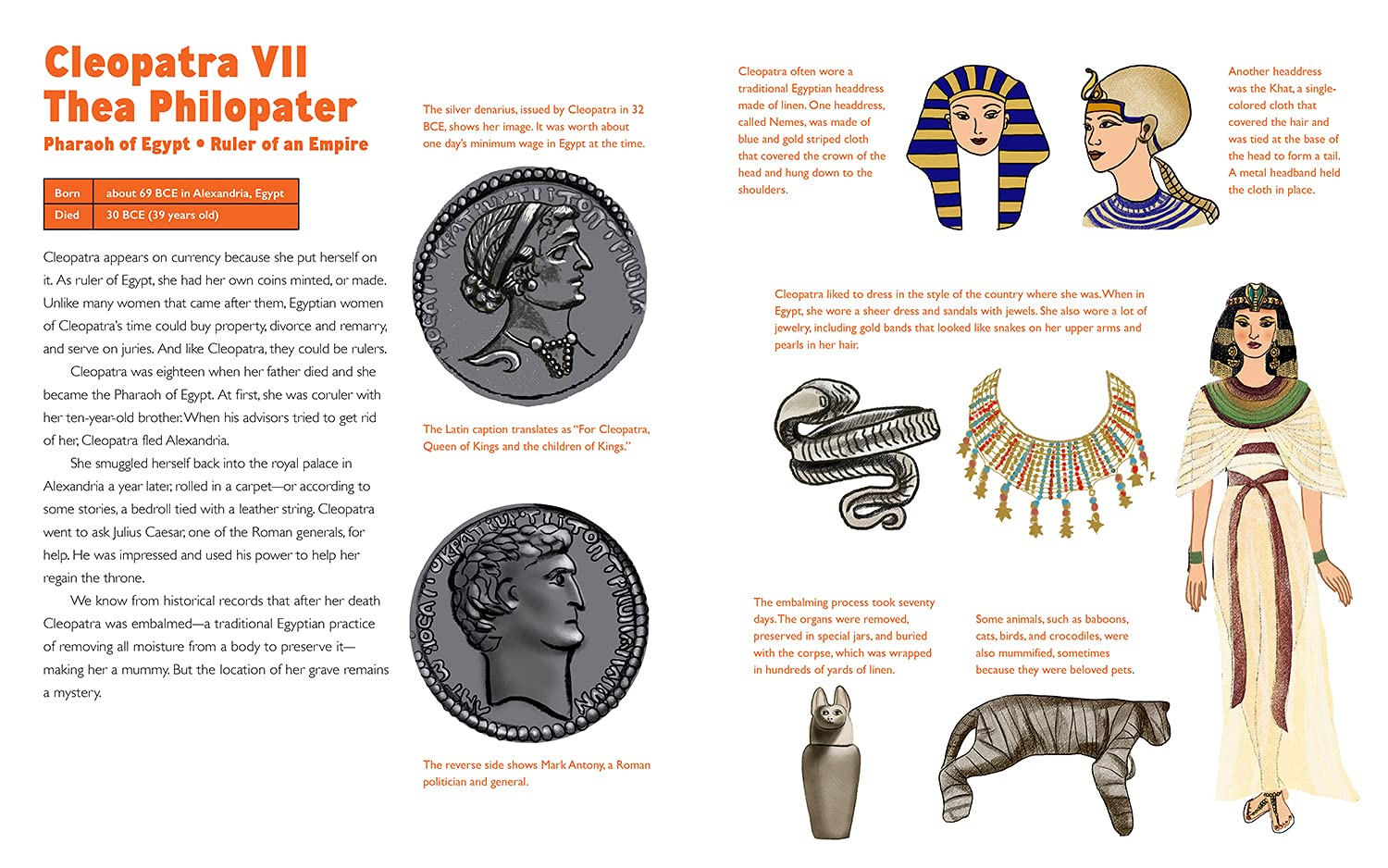 celebrate-picture-books-picture-book-review-she's-on-the-money-cleopatra