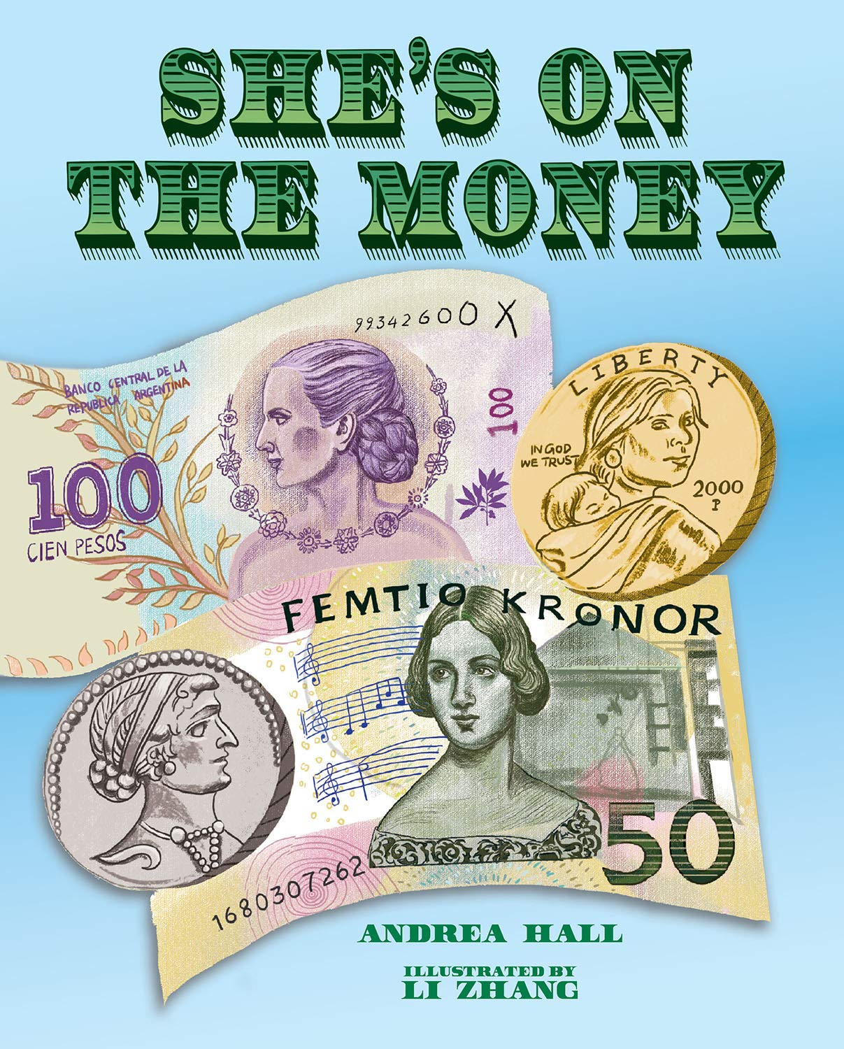 celebrate-picture-books-picture-book-review-she's-on-the-money-cover
