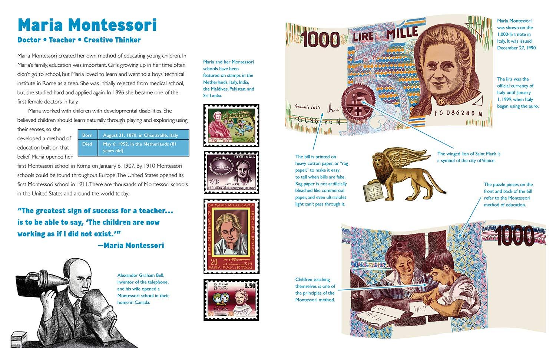 celebrate-picture-books-picture-book-review-she's-on-the-money-montessori