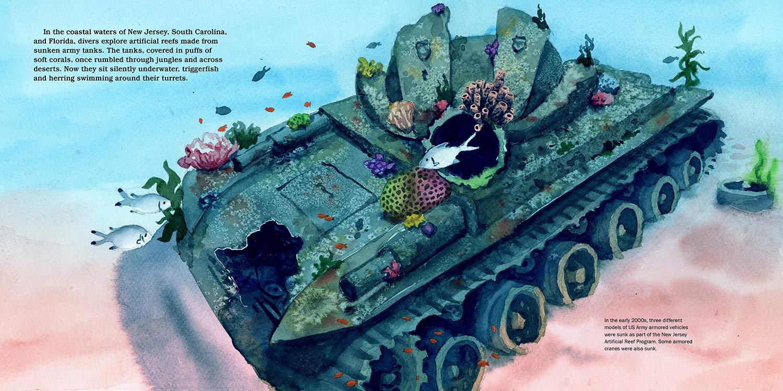 celebrate-picture-books-picture-book-review-shipwreck-reefs-tank