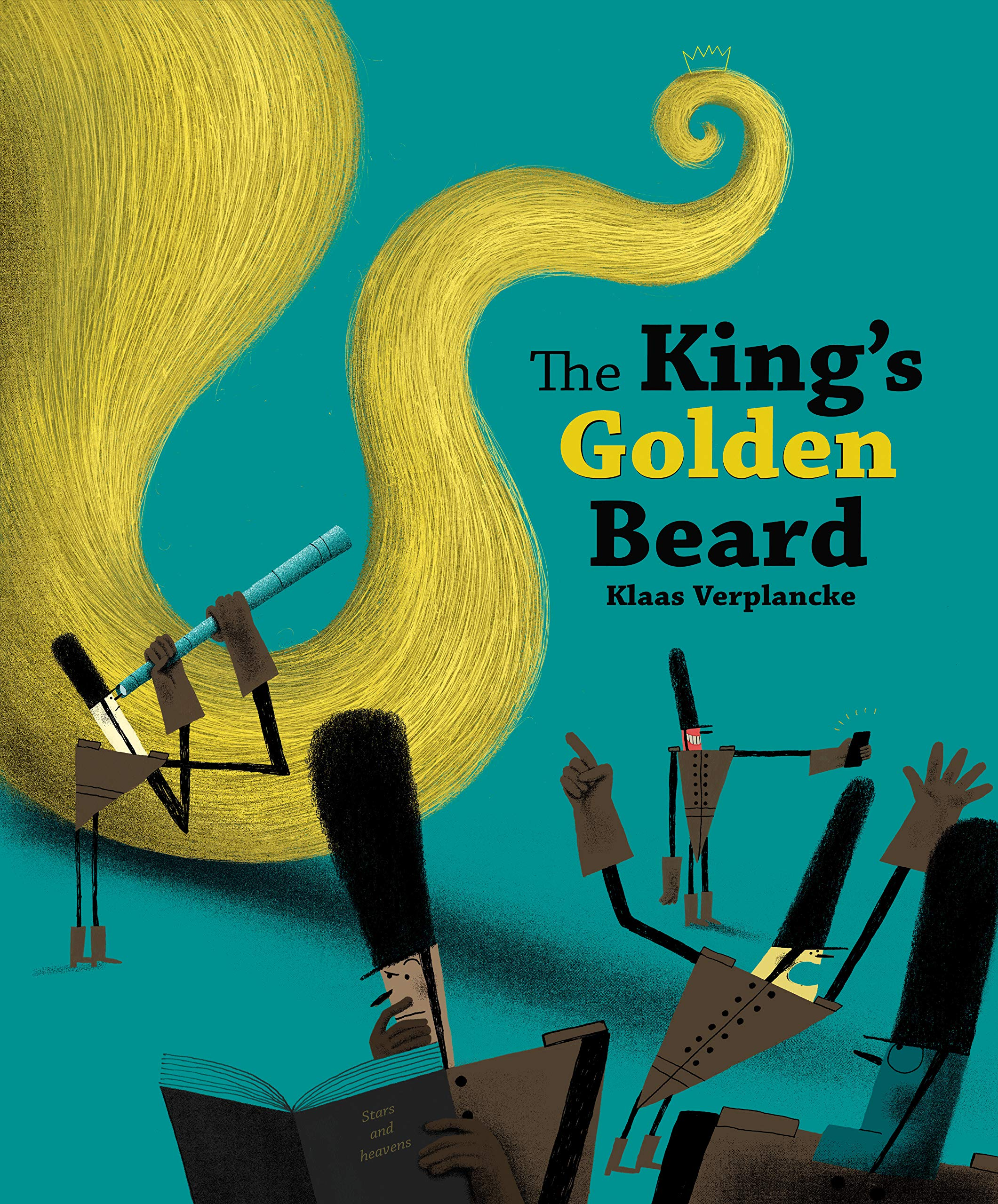 celebrate-picture-books-picture-book-review-the-king's-golden-beard-cover